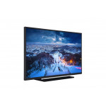 "Toshiba 43L1763DG LED TV 43"" Full HD, DVB-T2, black, uni-stand"
