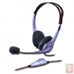 Genius HS-04S, headphones with microphone