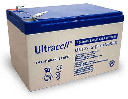 Ultracell Akumulator 12V 12Ah