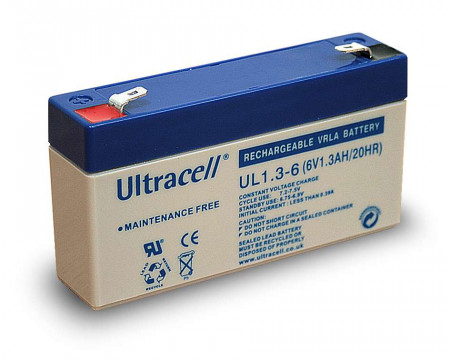 Ultracell Akumulator 6V 1.3Ah