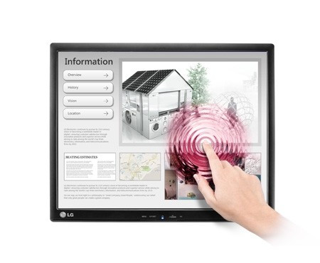 """LG LCD 19"""" 19MB15T-I Touch"""