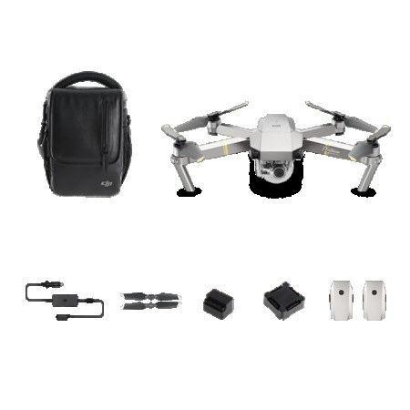Mavic Pro Platinum Fly More Combo ( CP.PT.00000065.01 )