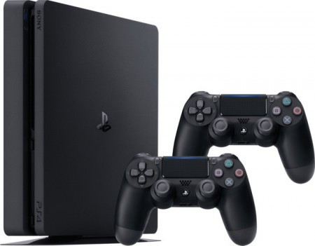 PlayStation PS4 1TB + extra Dualshock ( CUH-2016B )