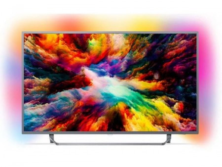 PHILIPS 43PUS730312 4k Google Android Ambilight