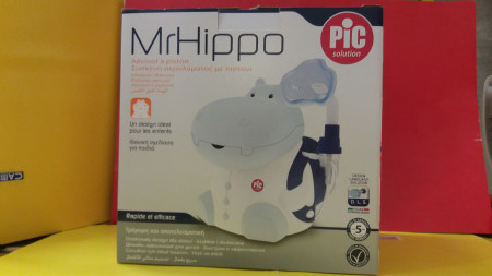 INHALATOR KOMP.PIC MR HIPPO