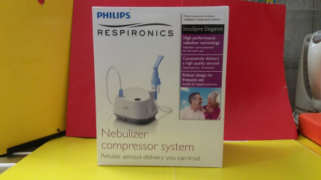 INHALATOR KOMP. PHILIPS ELEGANCE