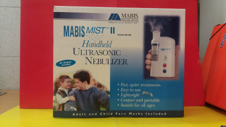 INHALATOR ULTRAZVUCNI MABIS NB08L
