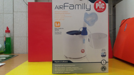INHALATOR KOMP.PIC AIR FAMILY