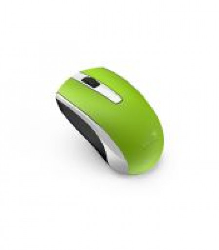 Genius ECO-8100 Rechargeable Wireless Mouse Zeleni