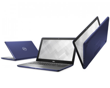 "DELL Inspiron 15 (5567) 15.6"" Intel Core i3-6006U 2.0GHz 4GB 1TB Radeon R7 M440 2GB 3-cell ODD midnight blue Ubuntu 5Y5B"