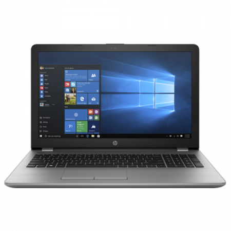 "HP 250 G6 i7-7500U/15.6""FHD/8GB/256GB/Intel HD Graphics 620/DVDRW/GLAN/Win 10 Pro/Silver (1WY37EA)"