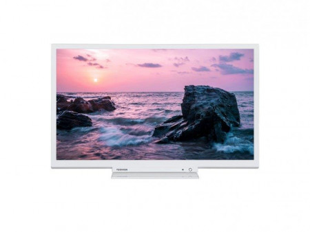 "Toshiba 32W1764DG LED TV 32"" HD Ready, DVB-T2, white, uni-stand"