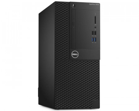 DELL OptiPlex 3050 MT i3-7100 4GB 500GB DVDRW /V Ubuntu 3yr NBD
