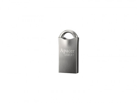 APACER 16GB AH158 USB 3.1 flash sivi