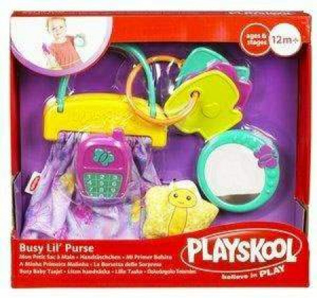 Playskool activity torbica