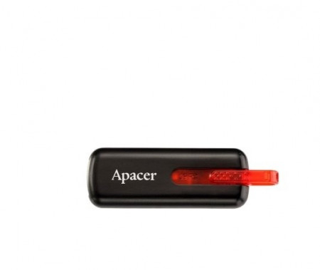 APACER 32GB AH326 USB 2.0 flash crni