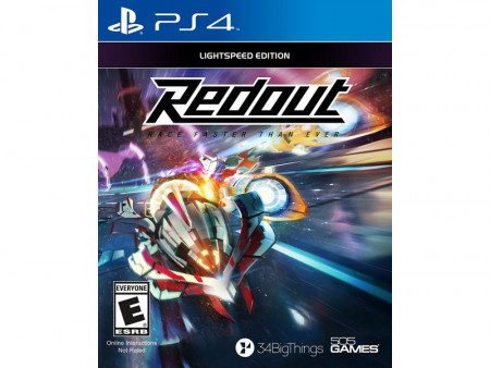 505 Games PS4 Redout Lightspeed Edition