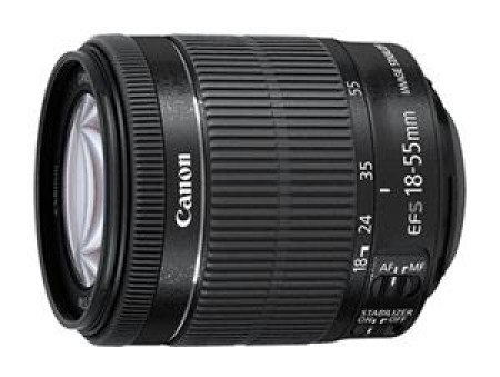 Canon EF-S18-55 3,5-5,6 IS STM