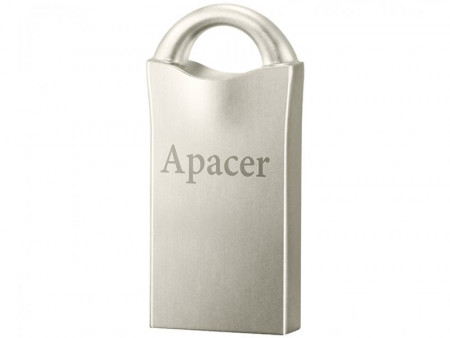 APACER 8GB AH117 USB 2.0 flash srebrni