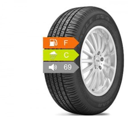 Goodyear 205/45R17 EAG RS-A 84V ROF FP