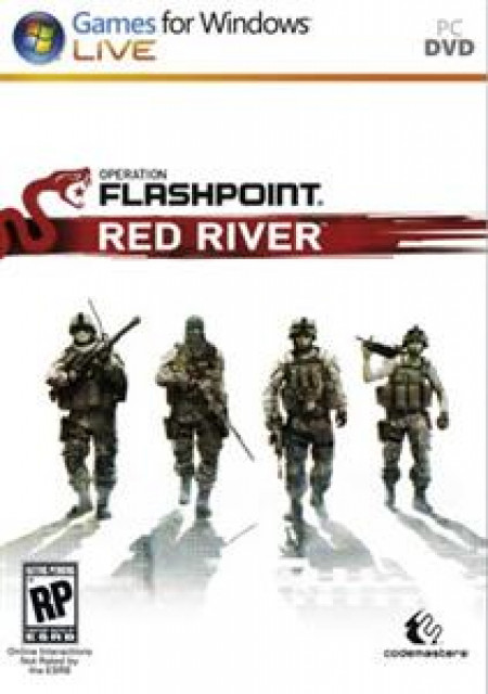 Codemasters PC Operation Flashpoint Red River