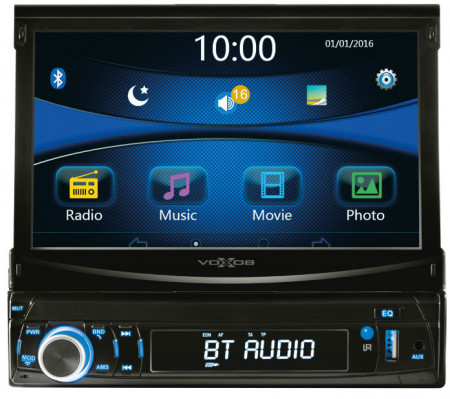 SAL VB-X700 auto radio sa video plejerom