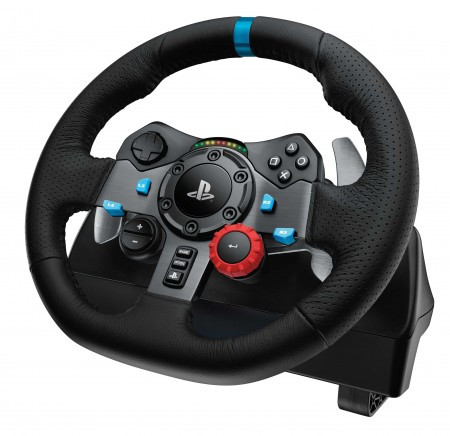 G29 Driving Force Racing Wheel PC/PS4/PS3 ( 941-000112 )