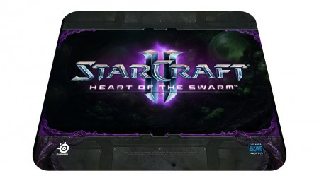 SteelSeries QcK Starcraft 2HotS Logo Edition ( 67267 )