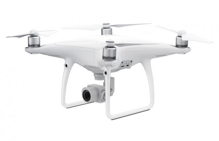 Phantom 4 Advanced (with two extra batteries) ( )