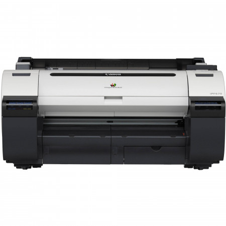 "Canon Ploter iPF670 24"" printer A1, LAN (bez postolja)"