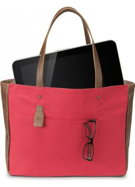 HP ACC 14 Ladies Red Tote V1M57AA