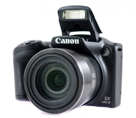 CANON PowerShot SX430IS BK