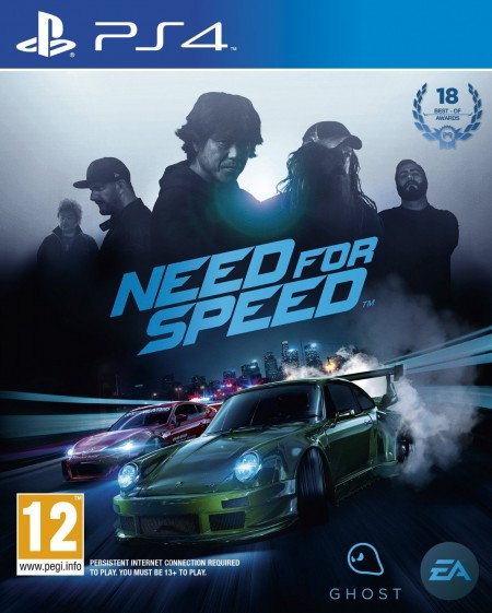 PS4 Need for Speed 2016 ( E01177 )