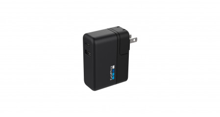 GoPro Supercharger ( Dual Port Fast Charger )