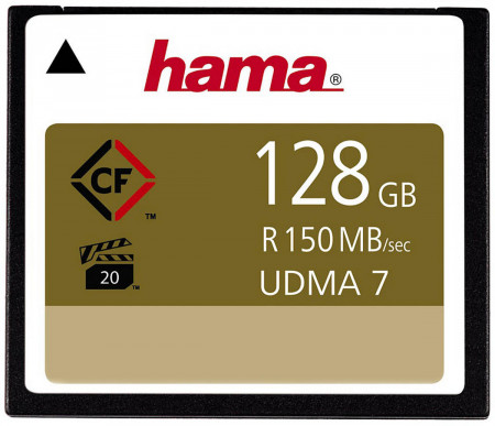 Hama Compact Flash 128GB 150MB/s