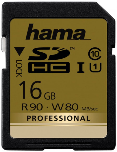 Hama SDHC 16GB 90MB/s