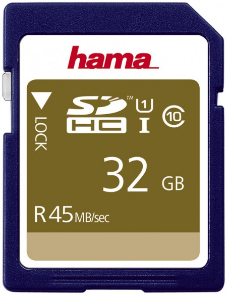 Hama SDHC 32GB 45MB/s
