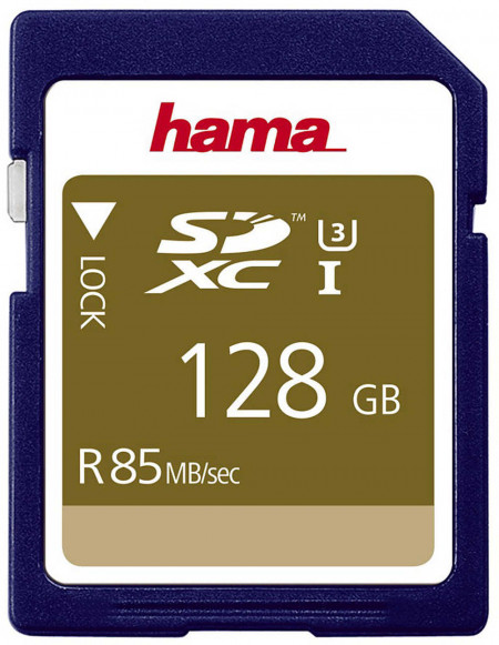Hama SDXC 128GB 85MB/s