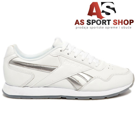 Reebok Royal Glide zenske bele patike As Sport