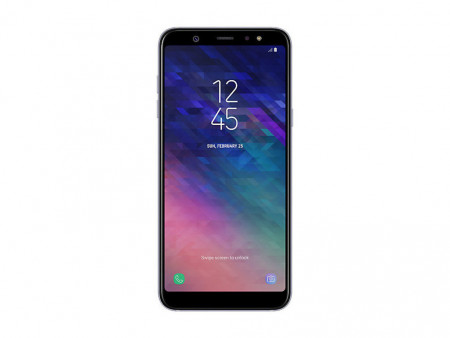 Samsung Galaxy A6+ DS Orchid Gray
