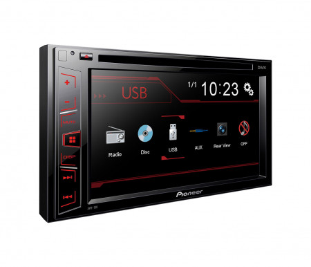 Pioneer AVH-190 multimedia risiver