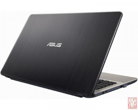"ASUS X541NC-DM071, 15.6"" FullHD LED (1920x1080), Intel Pentium N4200 1.1GHz, 4GB, 256GB SSD, GeForce 810M 2GB, noOS, black-silver"