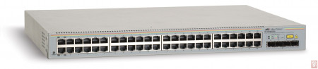 Switch Allied Telesis AT-GS950/48, 48 x 10/100/1000T + 4 Gig SFP Combo Port Web Smart Switch