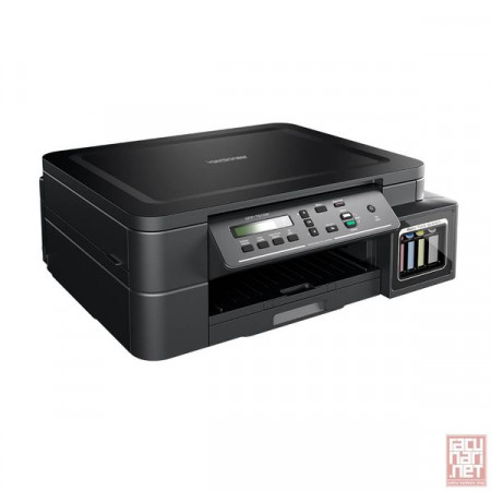 Brother DCP-T510W, A4, Refillable Ink Tank System, Print/Scan/Copy, print 1200dpi, 11/6ppm, USB/Wi-Fi