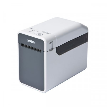 Brother TD-2020, Label Printer, RD continuous and RD paper labels, 203dpi, 152.4 mm/s print speed, P-touch Editor 5, USB 2.0 & RS-232C