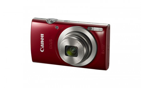"Canon IXUS 185, 20MPixel, 8x opt. zoom, 2.7"" LCD, 720p video, Li-ion Battery, red"