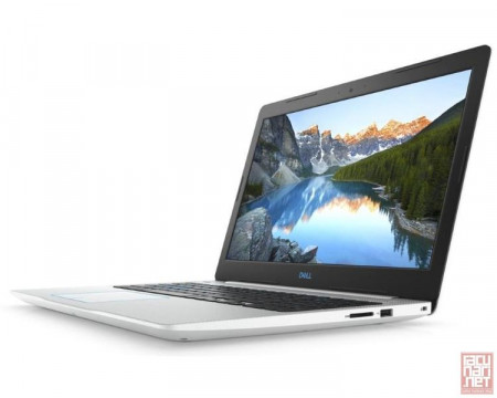 "DELL G3 15 (3579), 15.6"" FullHD LED (1920x1080), Intel Core i5-8300H 2.3GHz, 8GB, 256GB SSD, GeForce GTX 1050 4GB, noOS, white (NOT12460)"