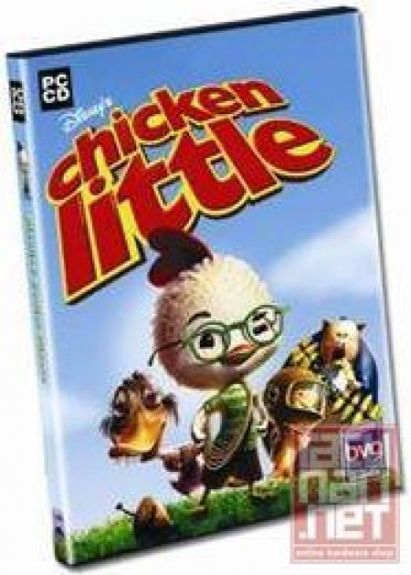 Disneys Chicken Little (Dosije Pilence)