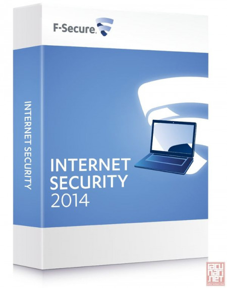 F-Secure Internet Security 2016, 1 year subscription