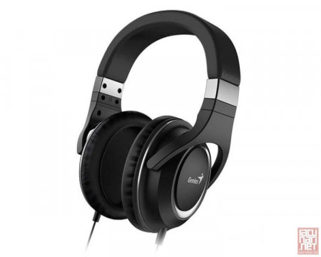 Genius HS-610, headphones with microphone